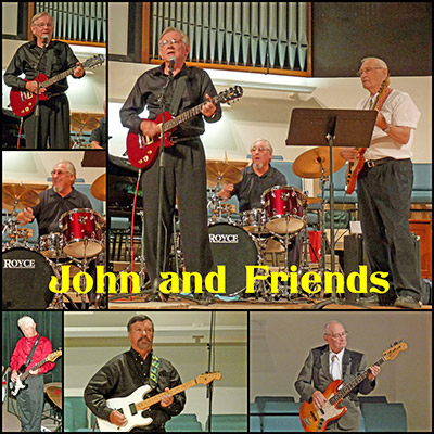 John Tuff and Friends Band