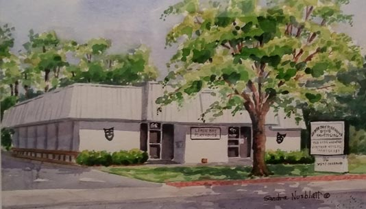 Lemon Bay Playhouse Canvas