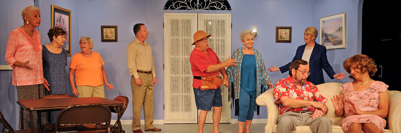 Lemon Bay Playhouse Cast Photo