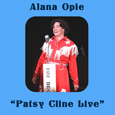 Alana Opie - Legends of Laughter and Song - Show Poster