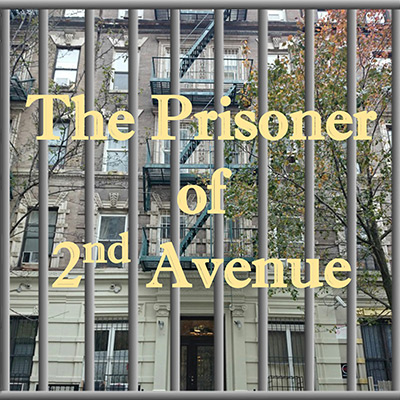 The Prisoner of 2nd Avenue Show Poster