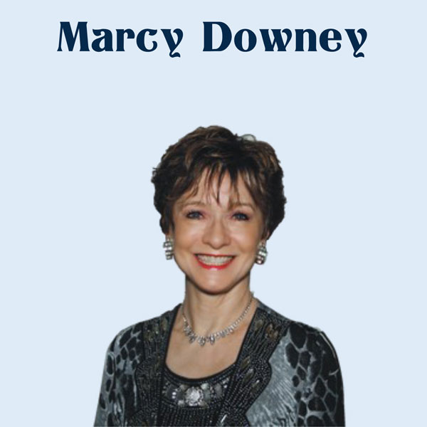 Marcy Downey headshot
